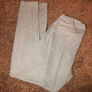 Light blue TC Lularoe Leggings